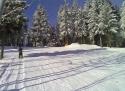 Alšovka - Měděnec ski areál Krušné hory