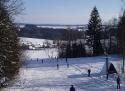 Antonka sjezdovka Jižní Čechy