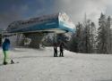 Bachledova dolina - Jezersko ski areál Vysoké Tatry