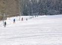 Brčálník - Hojsova Stráž ski areál Šumava
