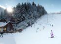 Búřov ski areál Beskydy