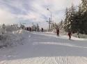 Bystré ski areál Vysočina
