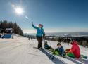 Ski areál Černá hora - Černý Důl