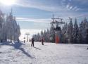 Černá hora - Jánské Lázně ski areál Východní Čechy