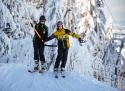 Ski areál Červená Voda - Buková hora
