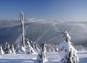 Červenohorské sedlo ski areál Severní Morava a Slezsko