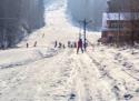 Ski areál Červený kámen