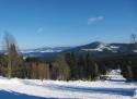 České Žleby ski areál Jižní Čechy