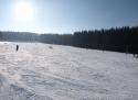 Český Jiřetín ski areál Krušné hory