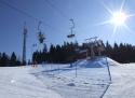 Ski areál Deštné v Orlických horách