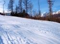 Sjezdovka Dolní Smokovec - Greguška