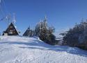 Fajtův kopec ski areál Vysočina