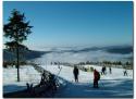 Harrachov ski areál Krkonoše
