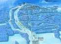 Ski areál Skiresort Buková hora  - mapa areálu