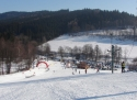 Hodonín u Kunštátu ski areál Vysočina