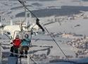 Hohenbogen ski areál Šumava