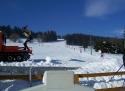 Horní Albeřice ski areál Východní čechy