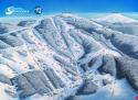 Ski areál Horní Domky - Rokytnice nad Jizerou  - mapa areálu