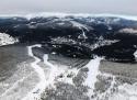 Horní Mísečky ski areál Krkonoše