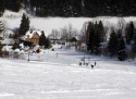 Horní Údolí ski areál Jeseníky