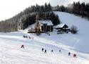 Hrádek ski areál Severní Morava a Slezsko