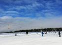 Hranice - Boží Dar ski areál Krušné hory