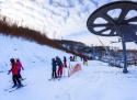 Hrubá Voda ski areál Jeseníky