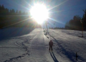 Jáchymov - Náprava ski areál Krušné hory