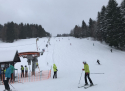 Ski areál Jáchymov - Náprava
