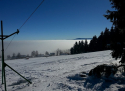 Javorník ski areál Jižní Čechy