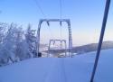Jedlová ski areál Máchovo jezero