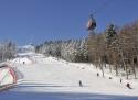 Ještěd ski areál Jizerské hory