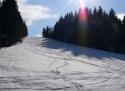 Kačenčina sjezdovka - Olešnice v O.h. ski areál Orlické hory