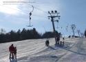 Kálnica ski areál Jižní Morava