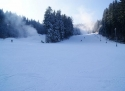 Kamenec - Teplice nad Metují ski areál Broumovsko