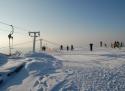 Karasín ski areál Žďárské vrchy