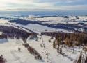 Karlov - Čertova hora ski areál Jeseníky