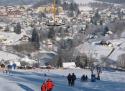 Ski areál Kašperské Hory
