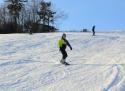 Kladky ski areál Východní Čechy