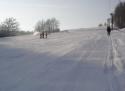 Klínek - Předklášteří ski areál Vysočina