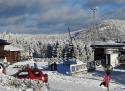 Ski areál Klíny