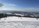 Koberovy - Hamštejn sjezdovka Jizerské hory