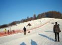 Kocián - Loučná nad Desnou ski areál Jeseníky