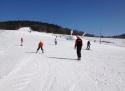 Kocourov ski areál Západní Čechy