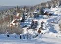 Kohútka ski areál Beskydy