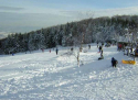 Komáří vížka ski areál Krušné hory