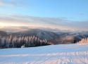 Kouty nad Desnou ski areál Jeseníky