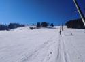 Kraslice - Krajka sjezdovka Krušné hory