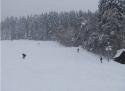 Ski areál Kubiška