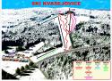 Ski areál Kvasejovice  - mapa areálu